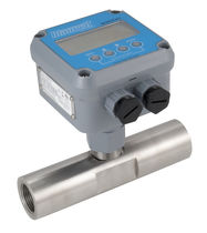 Turbine flow meter / for liquids