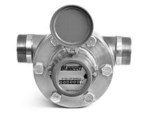 Oil flow meter / rugged