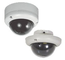CCTV camera / for night vision / infrared / CCD