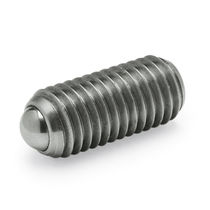 Stainless steel plunger / spring