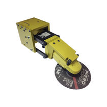 Pneumatic portble grinder / industrial / for robots / angle