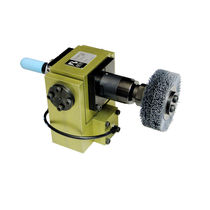 Grinding spindle / deburring / brushing / air-driven