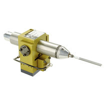 Deburring spindle / air-driven