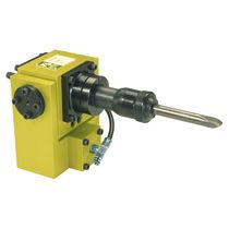 Pneumatic chipping hammer / for installation / horizontal