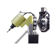 Robotic tool changer / automatic / horizontal