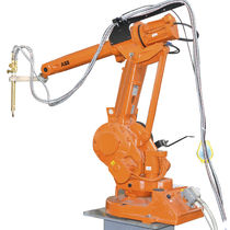 Articulated robot / 6-axis / cutting / high-precision