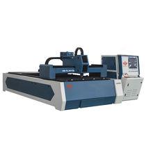 Metal cutting machine / 2-beam laser / sheet metal / CNC
