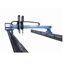 Metal cutting machine / plasma / CNC