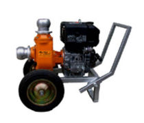 Wastewater pump / diesel engine / electric / centrifugal