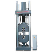 Compression testing machine / tension / hydraulic