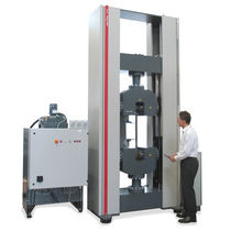 Compression testing machine / tension / electromechanical / hydraulic