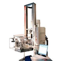 Tensile testing machine / for plastics / automated