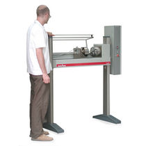 Torsion testing machine / horizontal / mechanical