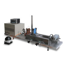 Fire resistance test bench / automatic / mechanical