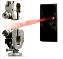 Laser extensometer / compact