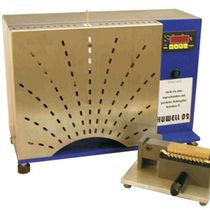 Groove-cutting machine
