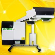 Filling hopper / for feeding systems