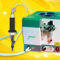 Insertion feeding unit / for handheld tool