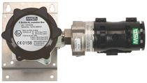 Fuel gas transmitter / infrared / multi-use