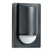 Motion detector / passive infrared / exterior / wall-mounted
