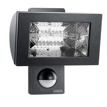 Halogen floodlight / IP44 / with motion sensor