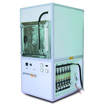 Controlled atmosphere furnace / heating / heat treatment / analysis