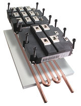 Water-cooled cold plate