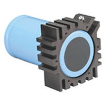 Aluminum heat sink / electrolytic capacitor / power / extruded