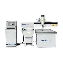 Water-jet cutting machine / metal / plastic / wood