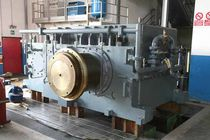 Parallel-shaft gear reducer / industrial / for hot mills