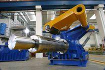 Parallel-shaft gear reducer / for shafts