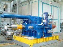 Motorized coiler unit