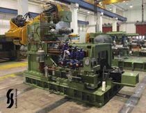 Parallel-shaft gear reducer / for roller press