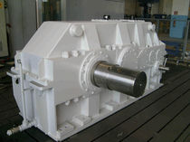 Parallel-shaft gear reducer / transmission / winch
