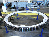 Girth gear for mining applications
