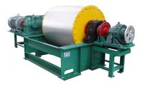 Magnetic separator / metal / for ore / dry