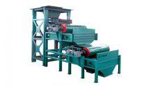 Magnetic separator / metal / for ore / high-efficiency