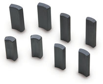 Ferrite magnet / segment shaped / power generation