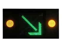 Lane control displays / dot-matrix / electronic