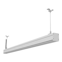Ceiling-mounted / LED / for shops / for storage hall