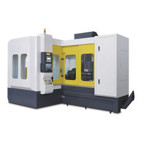 CNC deep hole drilling machine / deep hole / horizontal / double-spindle