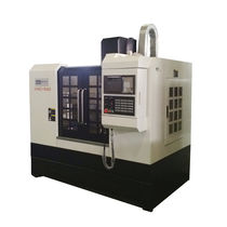 3-axis CNC milling machine / vertical / high-performance