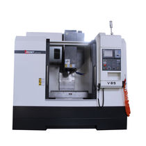 3-axis milling center / vertical / high-precision / high-speed