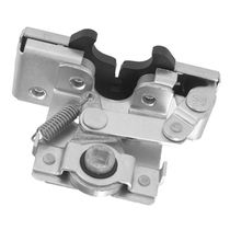 Push-to-close latch / rotary / for heavy-duty loads
