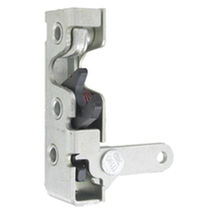 Rotary latch / for light-duty applications