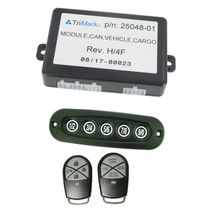 Wireless access control door interface