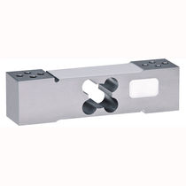 Single-point load cell / beam type / IP65 / strain gauge
