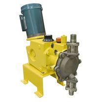 Chemical pump / paint / electric / diaphragm