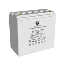 AGM battery / high-capacity