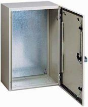 Wall-mount enclosure / explosion-proof / steel